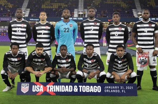 Trinidad National Football Senior Team