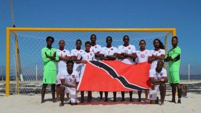 Beach Soccer Squad