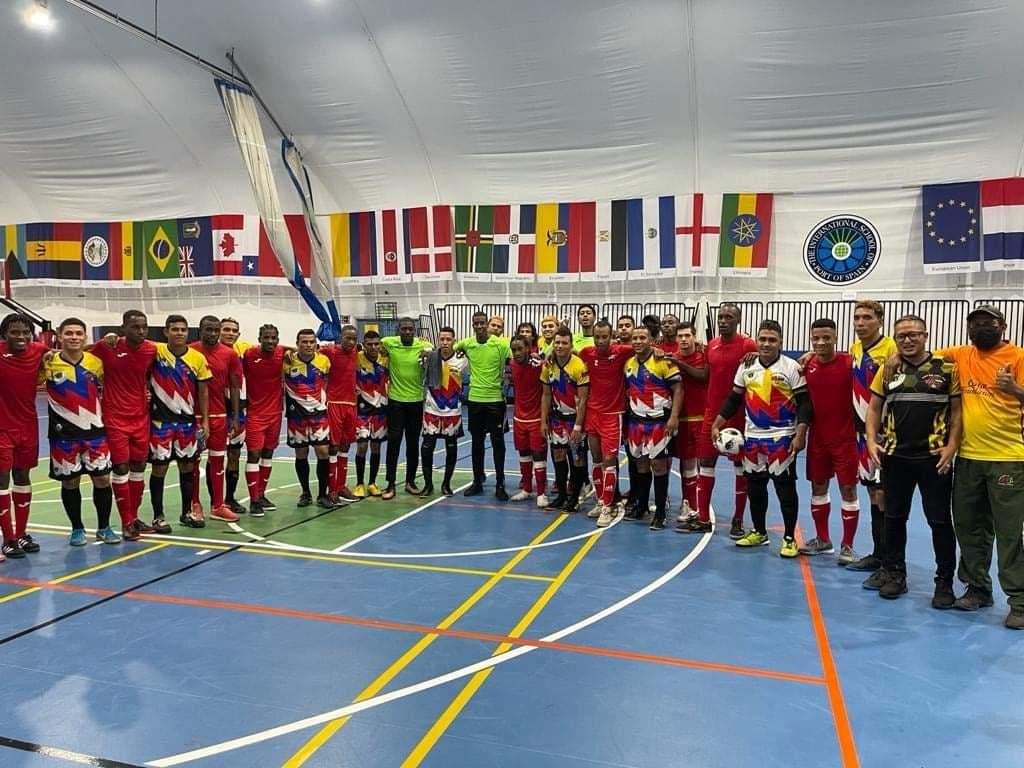 T&T-Futsal-team