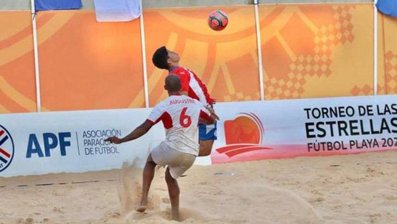 Beach-Soccer