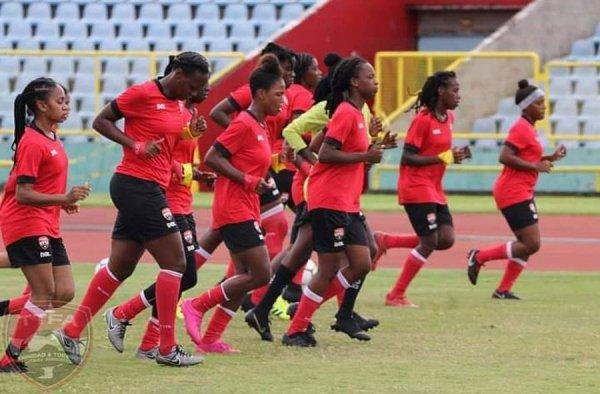 T&T-Women-to-face-Guyana,-Nicaragua-in-Qualifiers